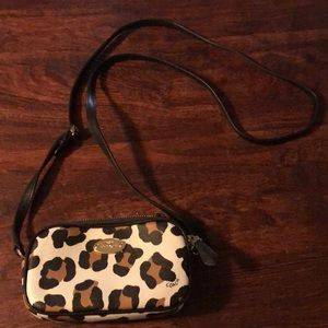 Small Coach Crossbody